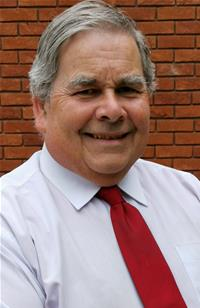 Councillor Bill Hartnett